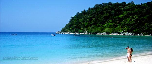 Perhentian Island, Pulau Perhentian, Terengganu, Malaysia.